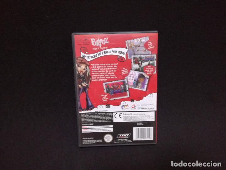 Videojuegos y Consolas: VIDEOJUEGO NINTENDO GAMECUBE - BRATZ ROCK ANGELZ (IDIOMA INGLES) - Foto 4 - 243579235