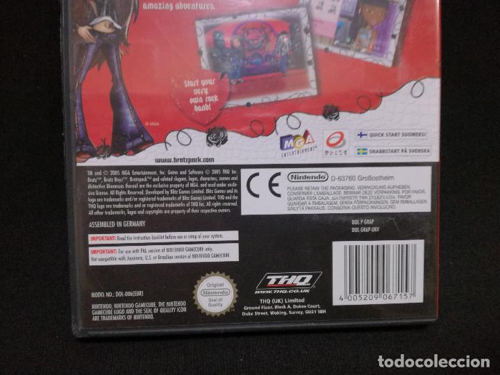 Videojuegos y Consolas: VIDEOJUEGO NINTENDO GAMECUBE - BRATZ ROCK ANGELZ (IDIOMA INGLES) - Foto 5 - 243579235