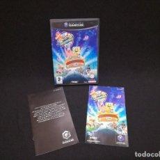 Videojuegos y Consolas: VIDEOJUEGO NINTENDO GAMECUBE - BOB ESPONJA - SPONGE BOB THE MOVIE (IDIOMA INGLES). Lote 243580785