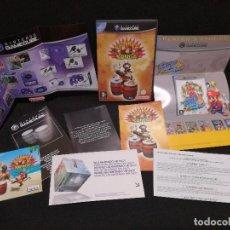 Videojuegos y Consolas: VIDEOJUEGO NINTENDO GAMECUBE - DONKEY KONGA (IDIOMA INGLES). Lote 243581495