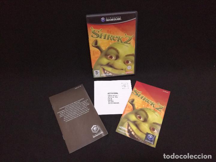 VIDEOJUEGO NINTENDO GAMECUBE - SHREK 2 (IDIOMA INGLES) (Juguetes - Videojuegos y Consolas - Nintendo - Gamecube)