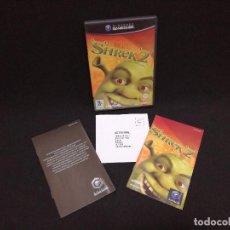 Videojuegos y Consolas: VIDEOJUEGO NINTENDO GAMECUBE - SHREK 2 (IDIOMA INGLES). Lote 243581575