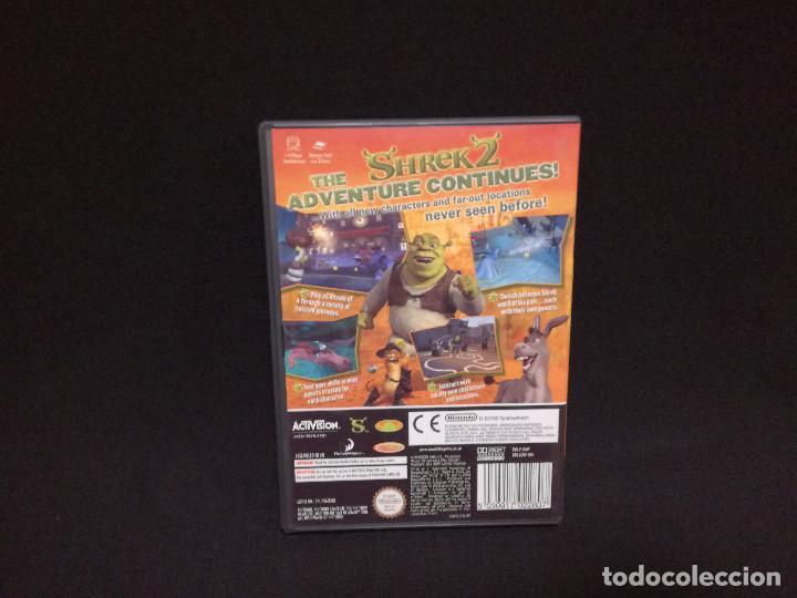 Videojuegos y Consolas: VIDEOJUEGO NINTENDO GAMECUBE - SHREK 2 (IDIOMA INGLES) - Foto 4 - 243581575