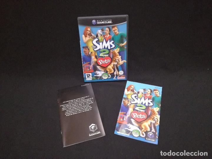 VIDEOJUEGO NINTENDO GAMECUBE - THE SIMS 2 PETS (IDIOMA INGLES) (Juguetes - Videojuegos y Consolas - Nintendo - Gamecube)