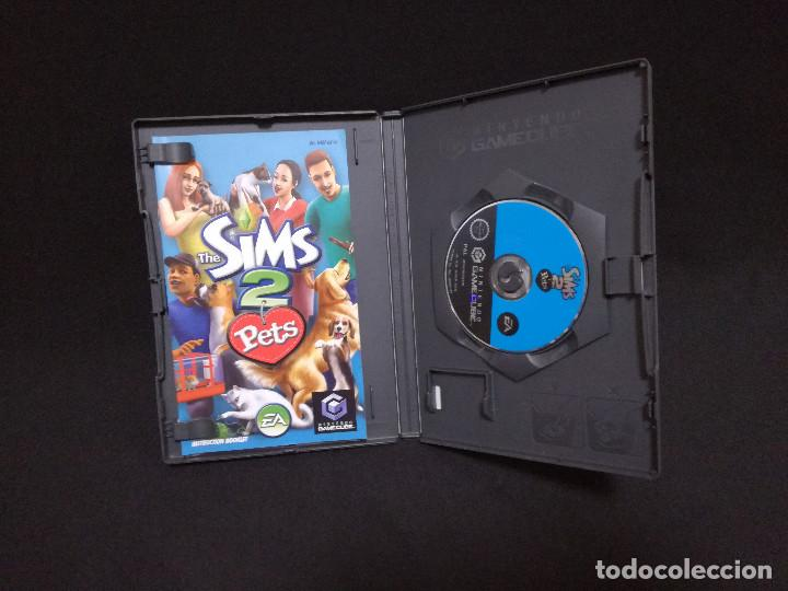 Videojuegos y Consolas: VIDEOJUEGO NINTENDO GAMECUBE - THE SIMS 2 PETS (IDIOMA INGLES) - Foto 3 - 243581670