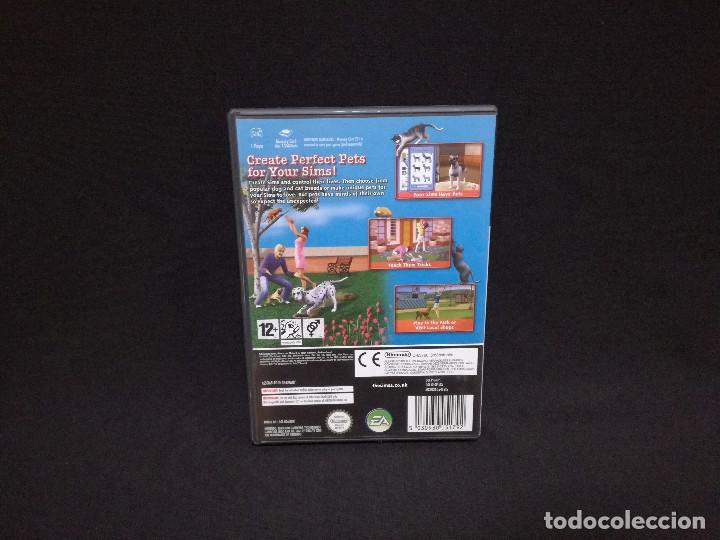 Videojuegos y Consolas: VIDEOJUEGO NINTENDO GAMECUBE - THE SIMS 2 PETS (IDIOMA INGLES) - Foto 4 - 243581670