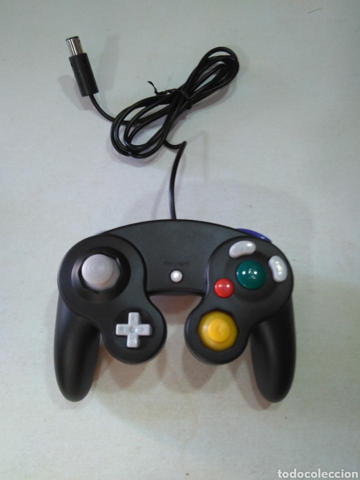MANDO GAMECUBE WII NUEVO VITAMINADO (Juguetes - Videojuegos y Consolas - Nintendo - Gamecube)