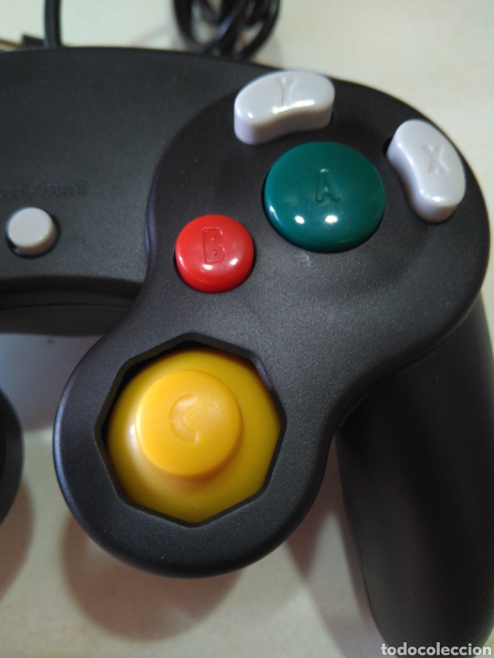 Videojuegos y Consolas: Mando GameCube Wii Nuevo vitaminado - Foto 7 - 243691310