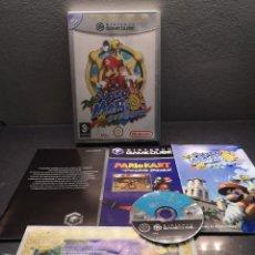 Videojuegos y Consolas: NINTENDO GAME CUBE SUPER MARIO SUNSHINE. Lote 243790840