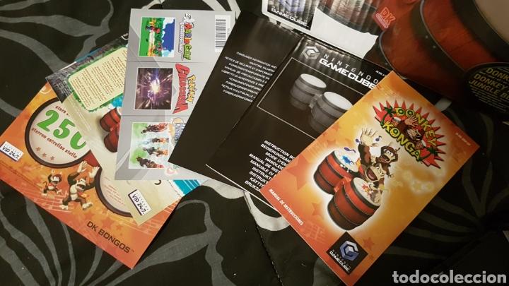 Videojuegos y Consolas: Game Cube - Donkey konga PAL ESP - Foto 2 - 244455040