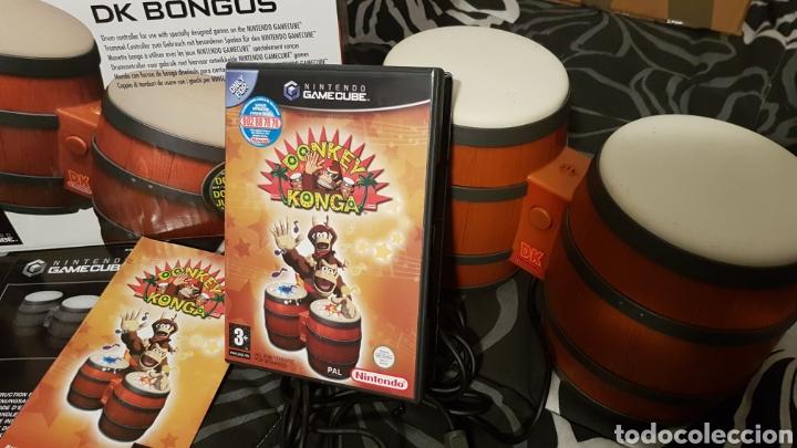Videojuegos y Consolas: Game Cube - Donkey konga PAL ESP - Foto 3 - 244455040