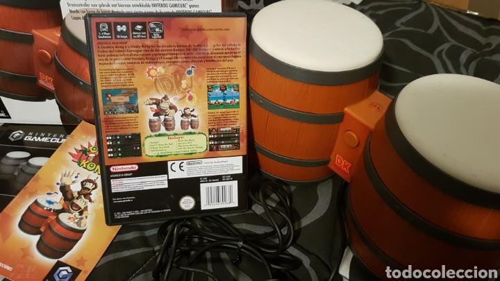 Videojuegos y Consolas: Game Cube - Donkey konga PAL ESP - Foto 4 - 244455040