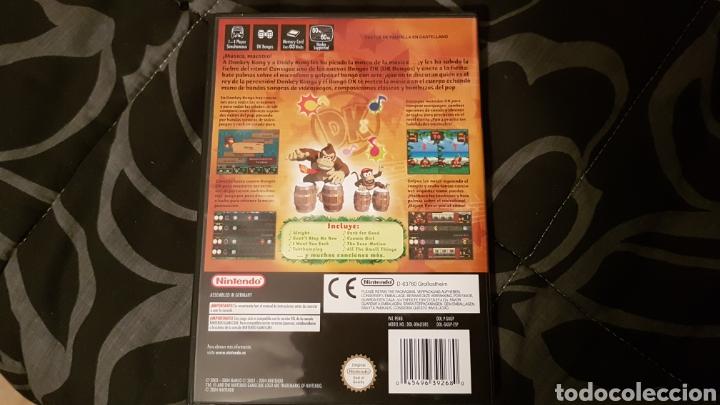 Videojuegos y Consolas: Game Cube - Donkey konga PAL ESP - Foto 5 - 244455040