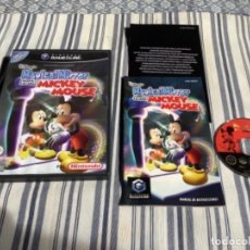 Videojuegos y Consolas: JUEGO GAMECUBE GAME CUBE MAGICAL MIRROR -MICKEY MOUSE- COMPLETO. Lote 244593870
