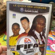 Videojuegos y Consolas: JUEGO LE CHOICE DES JOUEURES GAME CUBE. Lote 245424170