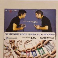 Videojuegos y Consolas: SOFTWARE COLLECT NINTENDO DS MICRO GAME CUBE ORIGINAL COLECCION 2005. Lote 245433120