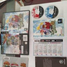 Videojuegos y Consolas: TALES OF SYMPHONIA NINTENDO GAMECUBE COMPLETO PAL-ESPAÑA. Lote 247248980