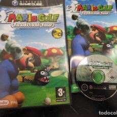 Videogiochi e Consoli: MARIO GOLF TOADSTOOL TOUR - NINTENDO GAMECUBE - PAL ESP - COMPLETO. Lote 247361140