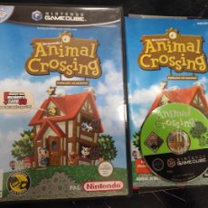 Videogiochi e Consoli: ANIMAL CROSSING - NINTENDO GAMECUBE - PAL ESP - COMPLETO. Lote 247361520