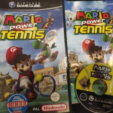 Videogiochi e Consoli: MARIO POWER TENNIS - NINTENDO GAMECUBE - PAL ESP - COMPLETO. Lote 247361810