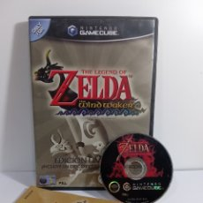 Videojuegos y Consolas: THE LEGEND OF ZELDA - THE WIND WAKER. Lote 253572540