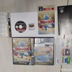 Videojuegos y Consolas: POKEMON COLOSSEUM NINTENDO GAMECUBE GC COMPLETO PAL-ESPAÑA + TARJETA MEMORIA. Lote 254294210