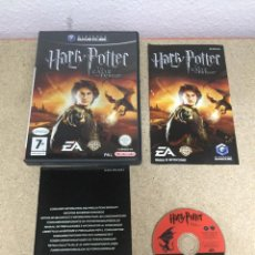 Videojuegos y Consolas: HARRY POTTER Y EL CALÍZ DE FUEGO GAME CUBE. Lote 254512595