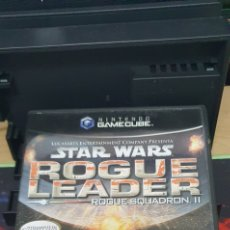 Videojuegos y Consolas: NINTENDO GAMECUBE STAR WARS ROGUE LEADER SQUADRON II. Lote 255482795