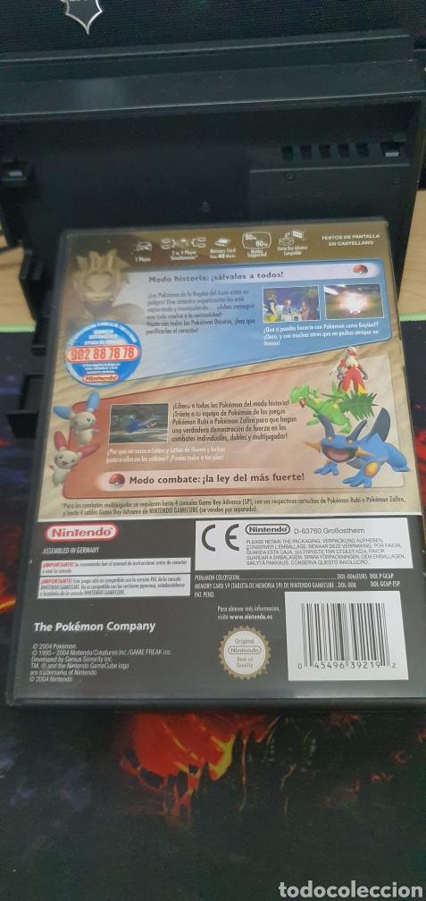Videojuegos y Consolas: NINTENDO GAMECUBE POKEMON COLOSSEUM - Foto 2 - 255483335