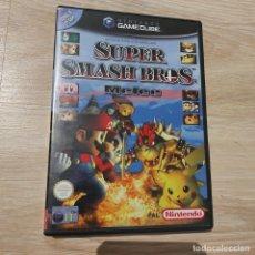 Videojuegos y Consolas: JUEGO NINTENDO GAMECUBE PAL ESP SUPER SMASH BROS MELEE. Lote 261542435