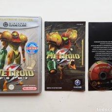 Videogiochi e Consoli: METROID PRIME NINTENDO GAMECUBE. Lote 261818690