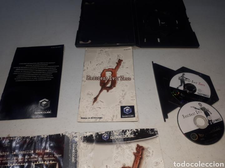 Videojuegos y Consolas: Resident Evil Zero GAMECUBE leer descripción - Foto 3 - 262454860