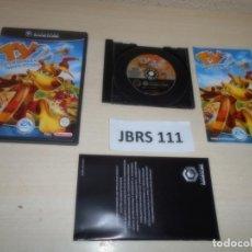 Videojuegos y Consolas: GAMECUBE - TY EL TIGRE DE TASMANIA 2 RESCATE AGRESTE , PAL ESPAÑOL , COMPLETO. Lote 262459755