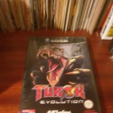 Videojuegos y Consolas: TUROK / NINTENDO GAMECUBE. Lote 263299515