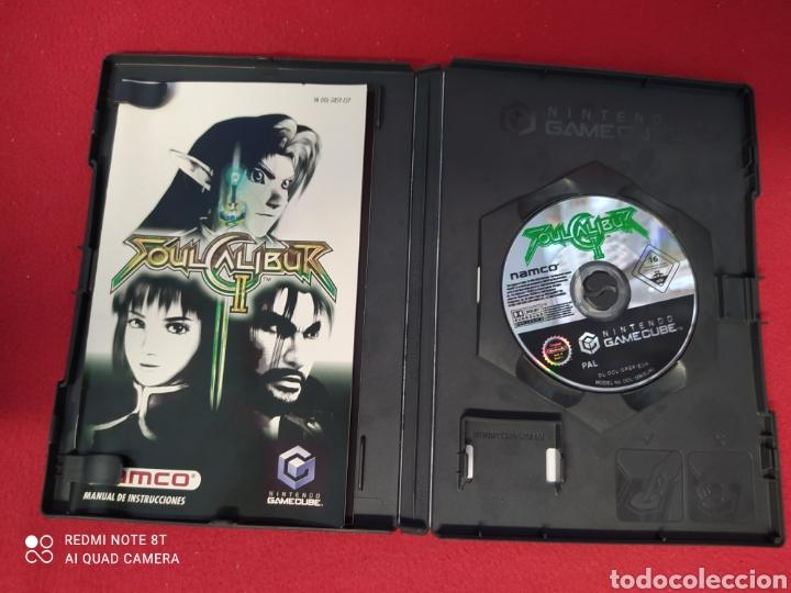 Videojuegos y Consolas: SOUL CALIBUR II - Foto 3 - 263916460