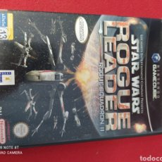 Videojuegos y Consolas: STAR WARS ROGUE LEADER. Lote 263916850