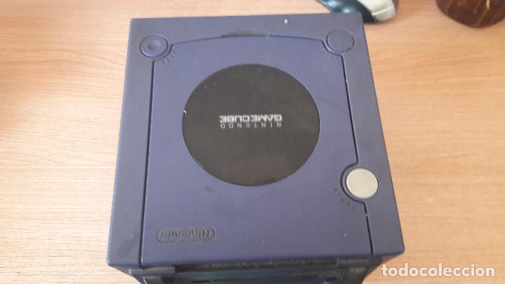 CONSOLA NINTENDO GAMECUBE CON 5 JUEGOS LEER DES CRIPCION (Juguetes - Videojuegos y Consolas - Nintendo - Gamecube)