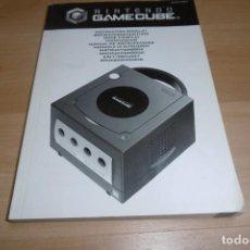 Videojuegos y Consolas: MANUAL DE USUARIO INSTRUCCIONES NINTENDO GAMECUBE. Lote 266131523
