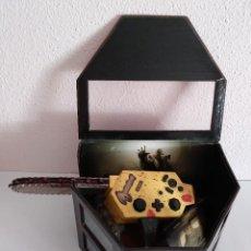 Videojuegos y Consolas: MANDO MOTOSIERRA RESIDENT EVIL 4 GAMECUBE. Lote 268878509