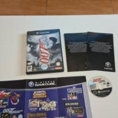 Videojuegos y Consolas: GAME CUBE 007. Lote 269114168