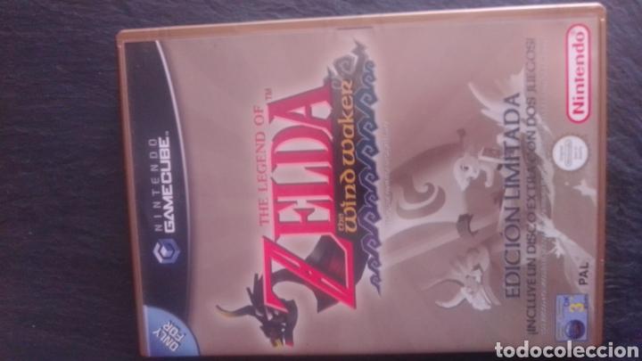 JUEGO NINTENDO GAME CUBE ZELDA WIND WAKER EDICIÓN LIMITADA (Juguetes - Videojuegos y Consolas - Nintendo - Gamecube)