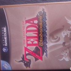 Videogiochi e Consoli: JUEGO NINTENDO GAME CUBE ZELDA WIND WAKER EDICIÓN LIMITADA. Lote 269780838