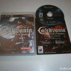 Videojuegos y Consolas: CASTLEVANIA LORDS OF SHADOW PLAYSTATION 3 PAL ESPAÑA COMPLETO. Lote 270186048