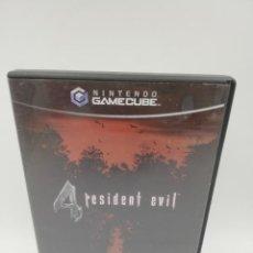 Videogiochi e Consoli: RESIDENT EVIL 4 NINTENDO GAMECUBE. Lote 272272583