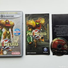 Videojogos e Consolas: METROID PRIME NINTENDO GAMECUBE. Lote 274821258