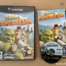 Videojuegos y Consolas: SHREK SUPER SLAM GAMECUBE. Lote 275286718