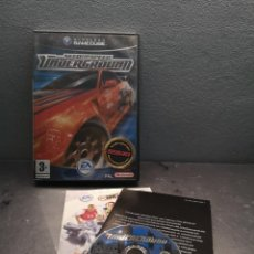 Videojuegos y Consolas: NEED FOR SPEED UNDERGROUND PAL NINTENDO GAME CUBE. Lote 276491048