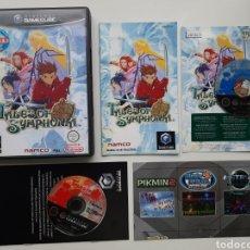Videojuegos y Consolas: TALES OF SYMPHONIA NINTENDO GAMECUBE. Lote 276672253