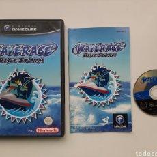 Videojuegos y Consolas: WAVE RACE BLUE STORM NINTENDO GAMECUBE. Lote 276672548