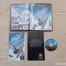 Videojuegos y Consolas: JUEGO NINTENDO GAMECUBE 1080° AVALANCHE. Lote 277091698